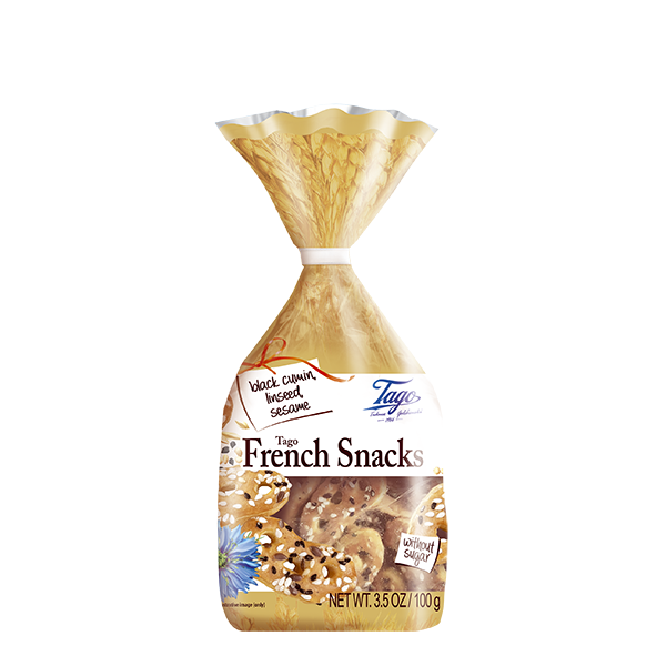 Tago French Snacks