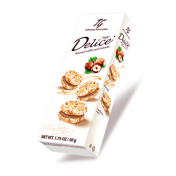 Tago Delice' nut cream
