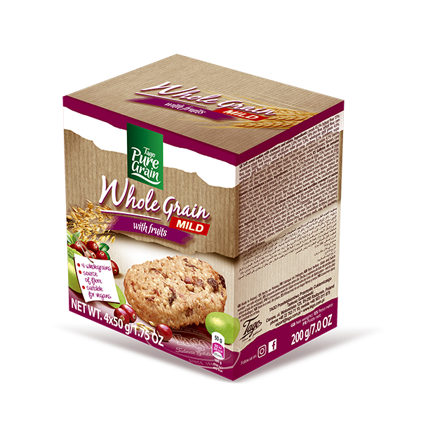 Whole Grain Mild With Fruits